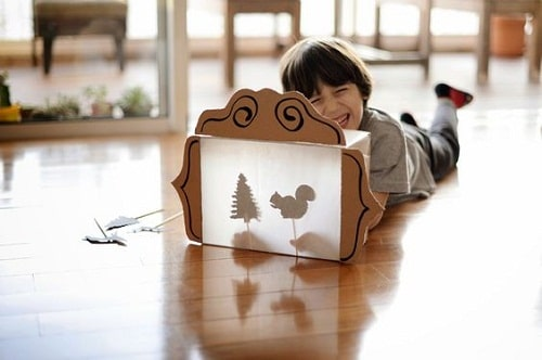 Shadow Show DIY Projects