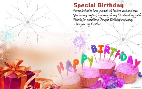 110 Unique Happy Birthday Greetings with Images My Happy – Special Birthday Greeting