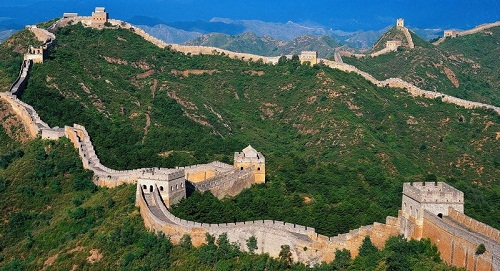 Great Wall of China 50th Birthday Ideas