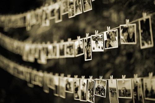 Memory Photos 50th Birthday Ideas