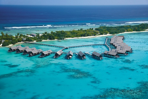 Shangri La Villingilli Resort 50th Birthday Ideas