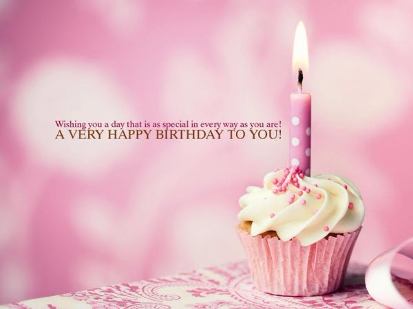 Best Birthday Wishes SMS For Sister