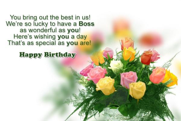 110 unique happy birthday greetings with images my happy birthday birthday greetings to a boss m4hsunfo