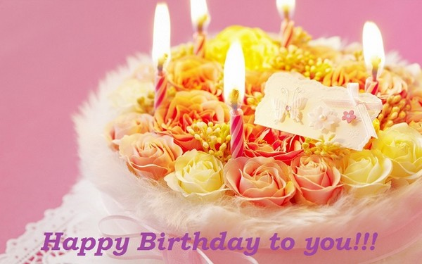110 Happy Birthday Greetings with Images - My Happy Birthday