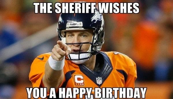Birthday Wish Meme