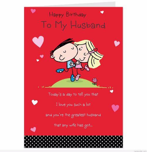 Birthday Wishes For Loving Husband