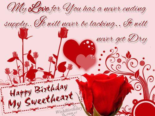 Birthday Wishes For Husband Turning 40
