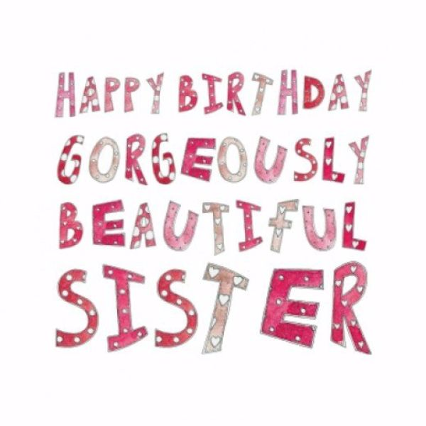 Christian Birthday Wishes SMS For Sister