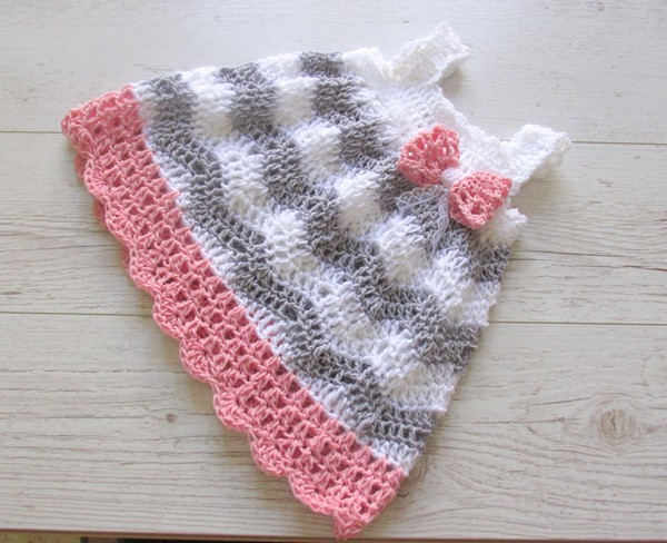 Crochet Patterns For Newborn Dresses : 52 Unique Crochet Patterns for Inspiration - My Happy ...