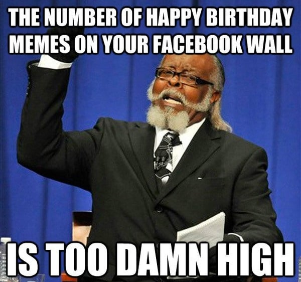 Funny Birthday Meme For Sister