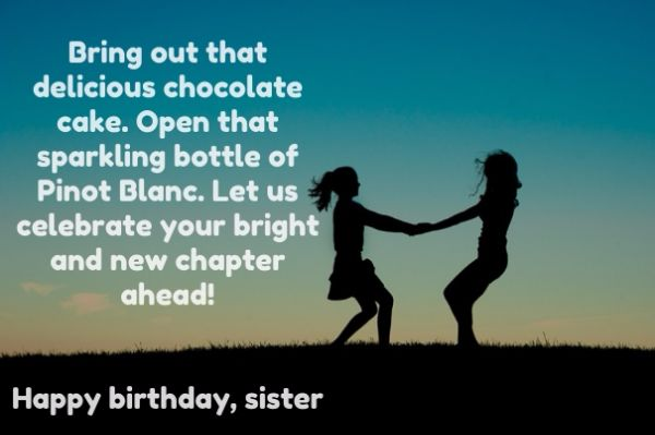 Funny Birthday Wishes Cards For Sister