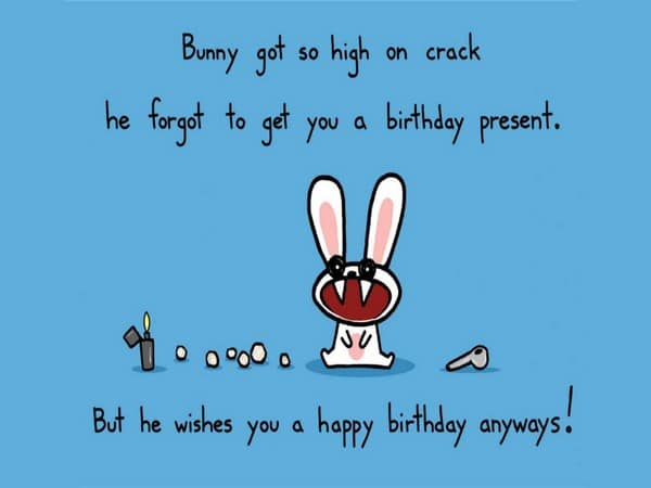 Funny Happy Birthday Greetings
