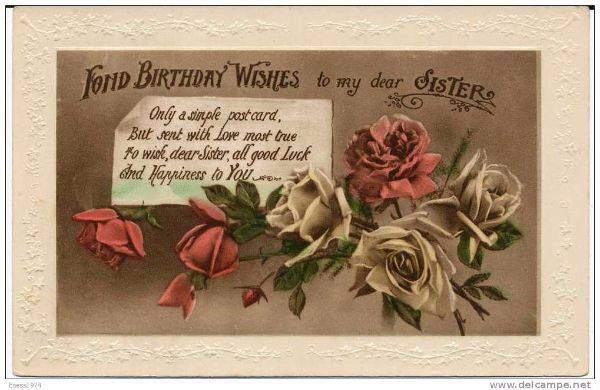 Funny Happy Birthday Wishes For Sister