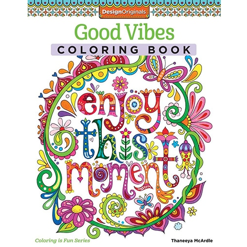 A Relaxing Coloring Book For Grownups