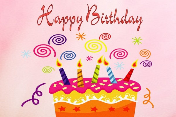 Happy Birthday Images Clip Art