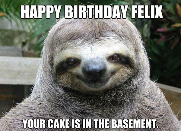 Funny Happy Birthday Cat Meme : Ultimate funny happy birthday meme s my happy birthday wishes