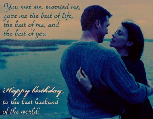 Brilliant 100 Romantic And Happy Birthday Wishes For Husband My Happy Valentine Love Quotes Grandhistoriesus