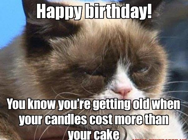 Happy Birthday Old Man Meme Funny : Ultimate funny happy birthday meme s my