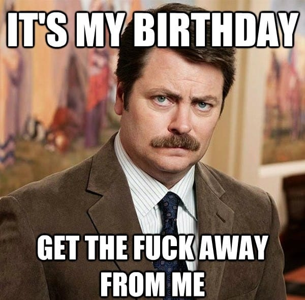 100 Ultimate Funny Happy Birthday Memes