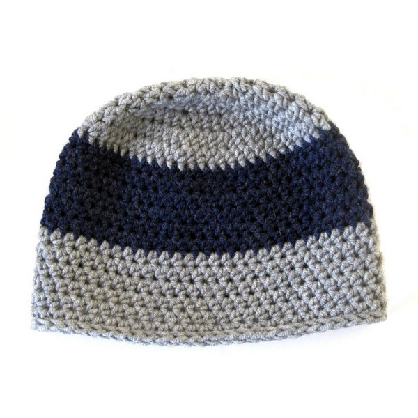 Stripe Crochet Hat