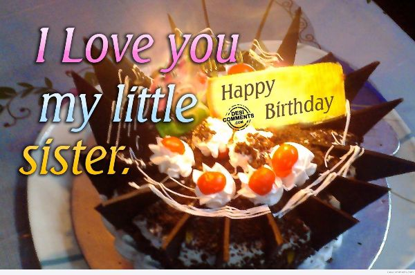 Sweet Birthday Wishes Messages For Sister