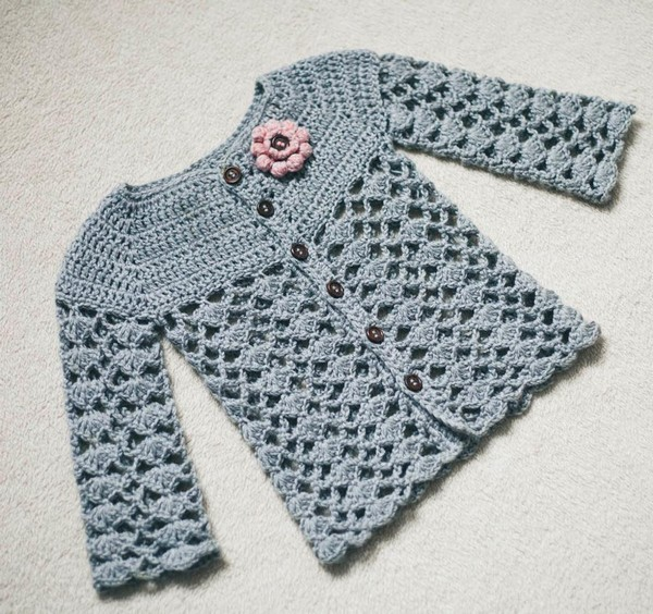 Sweet Little Cardigan
