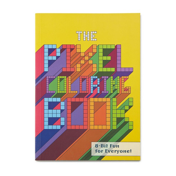 The Pixel Coloring Book