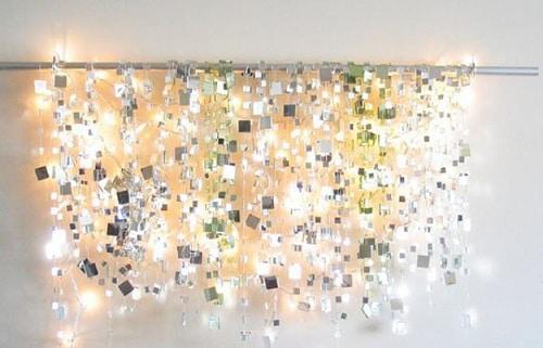 String Light DIY Room Decor