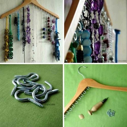 Bedroom Accessories Organizer DIY Ideas