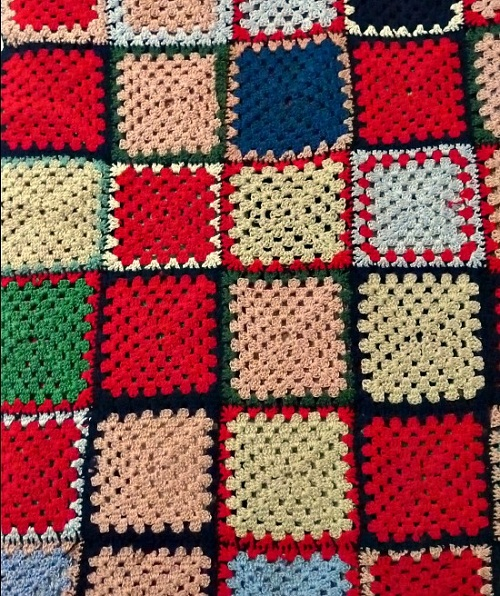 Crochet Patchwork