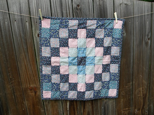 Cute Patchwork for Husband