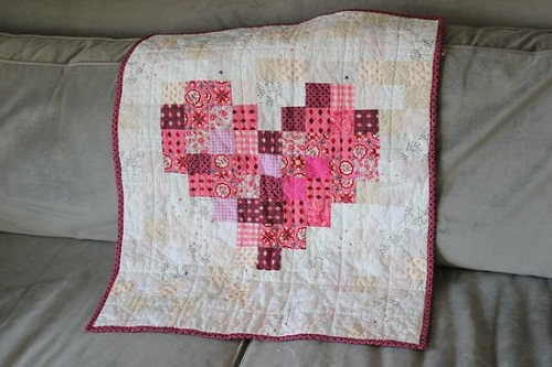 Heart Patchwork