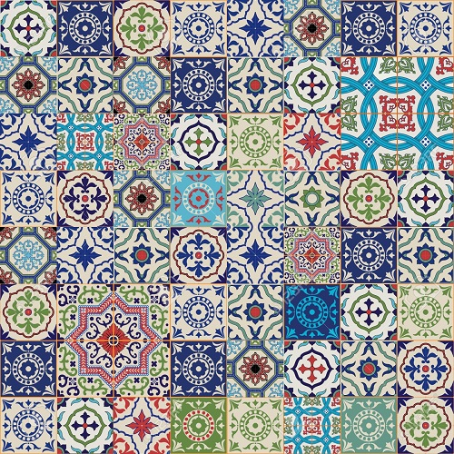 Moroccan Patchwork
