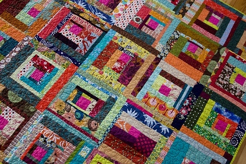 52 Free and Easy Patchwork Quilt Patterns with Images   My Happy