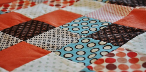 Patchwork for Masters Bedroom