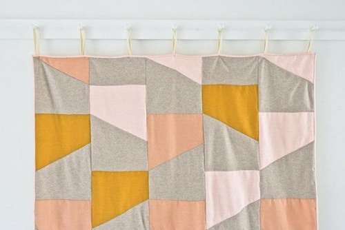 Plain Patchwork Quilt