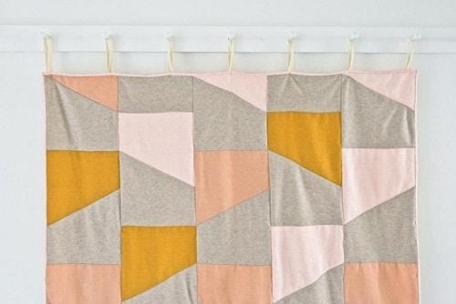 Plain Patchwork Quilt