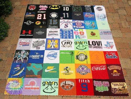 Sports Patchwork