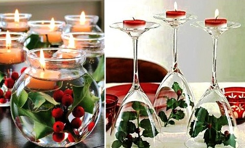 Wedding Candle Centerpieces DIY Ideas
