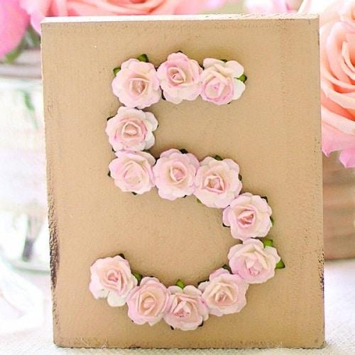 Wedding Flower Centerpiece DIY Ideas