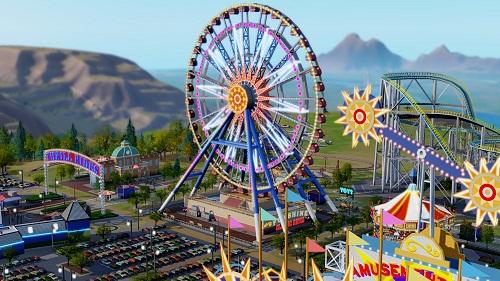 Amusement Park 30th Birthday Ideas