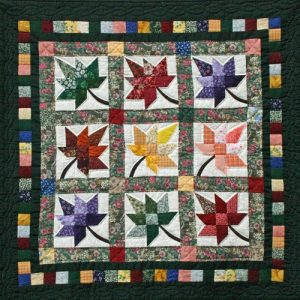 Autumn Splendor Patchwork Quilts