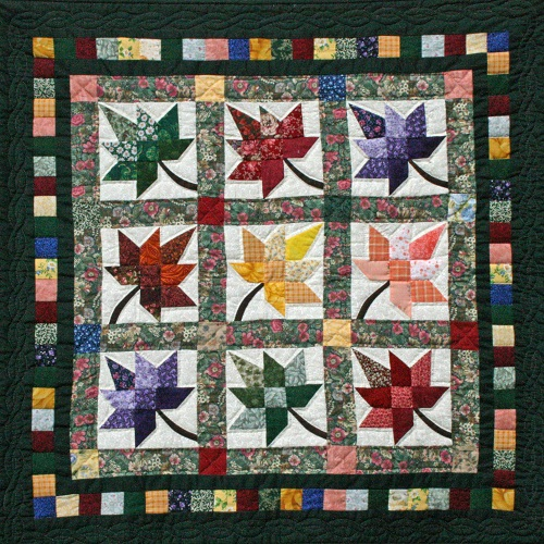 52 Free and Easy Patchwork Quilt Patterns with Images - My Happy ... : quilt patchwork patterns - Adamdwight.com