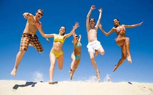 Beach Party 30th Birthday Ideas