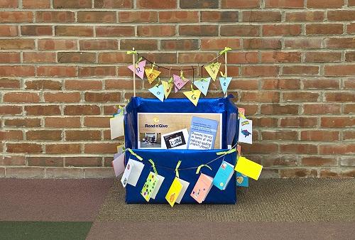 Donate a Book 30th Birthday Ideas