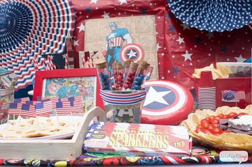 Themed Party 30th Birthday Ideas