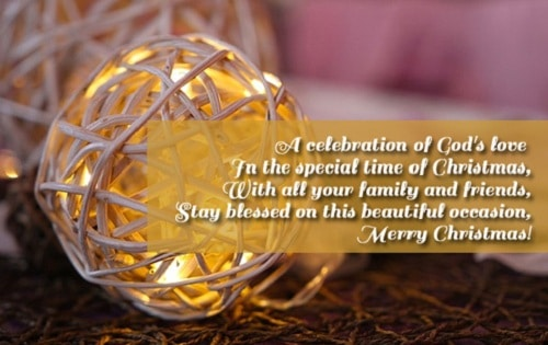 beautiful occasion christmas wishes