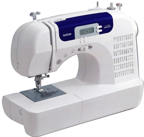 Brother Cs6000I Sewing Machine Table
