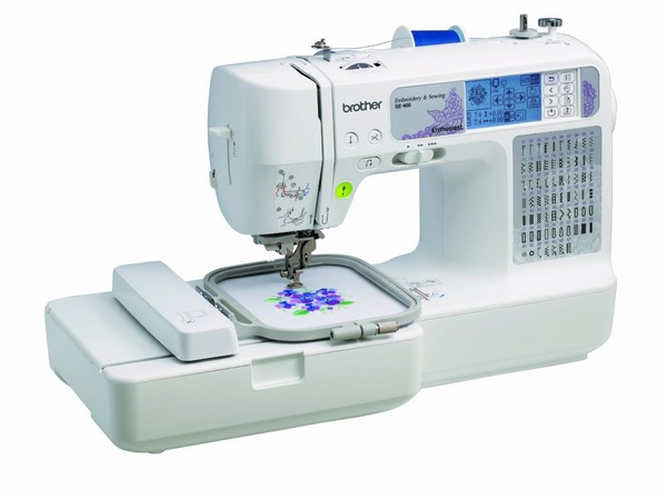Brother Se400 Sewing Machine Computerized