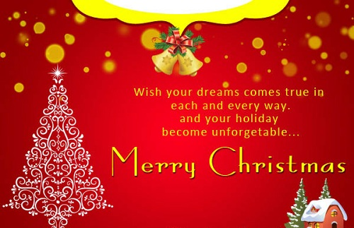 holiday become unforgettable christmas wishes